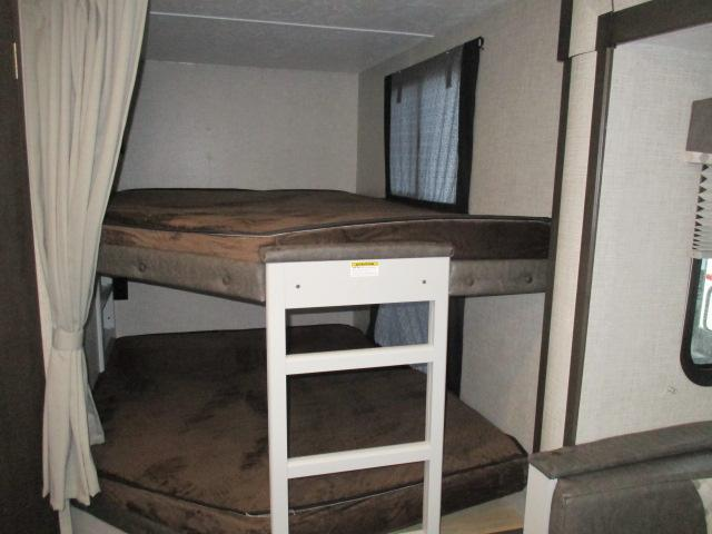 Bunks - Double bed over double bed