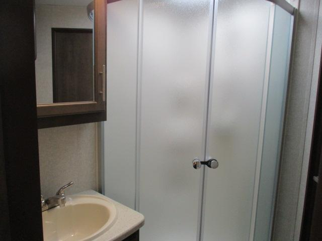 "30"" x 50"" residential-style shower"