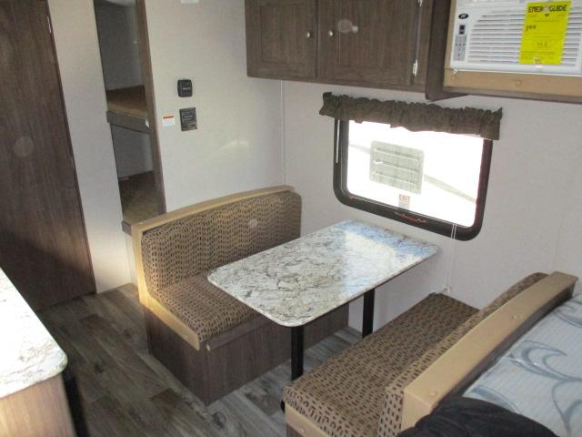 2019 Keystone HIDEOUT 175LHS For Sale In Leduc Dinette