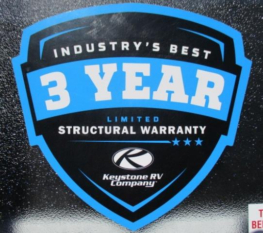 2019 Keystone BULLET 273BHSWE For Sale In Leduc Structural Warranty