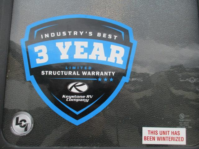 Keystone 3 Year Structural Warranty