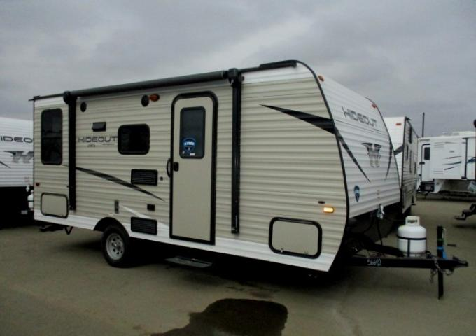 2019 Keystone HIDEOUT 177LHSWE For Sale In Leduc Exterior