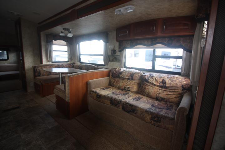 2012 Cougar XLITE 31SQB Bunk Model Travel Trailer For Sale In Bedford, NS