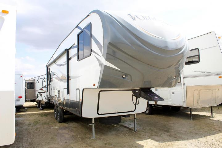 2014 FOREST RIVER IN WILDCAT 302RL