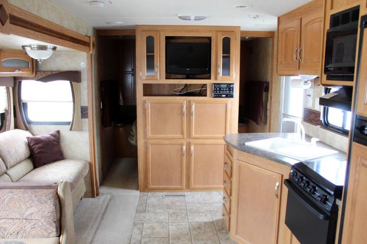 2010 JAYCO JAY FLIGHT 32BHDS