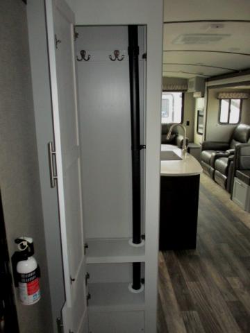 2019 Keystone Premier 30RIPR For Sale In Leduc Entry Closet