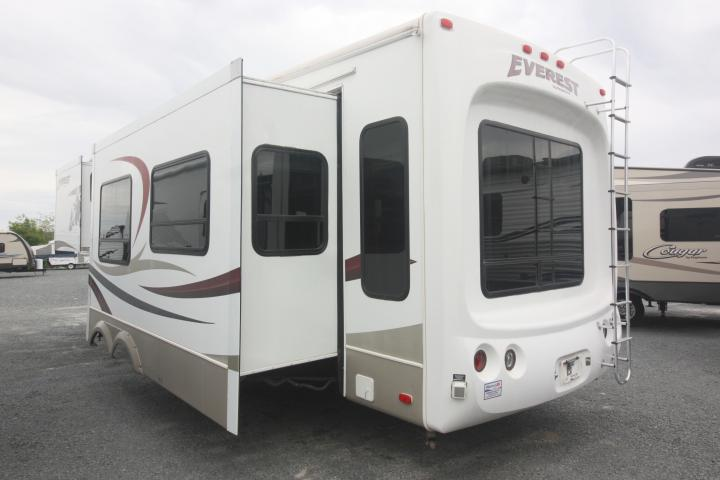 2008 KEYSTONE RV EVEREST 295T FOR SALE IN BEDFORD, NOVA SCOTIA