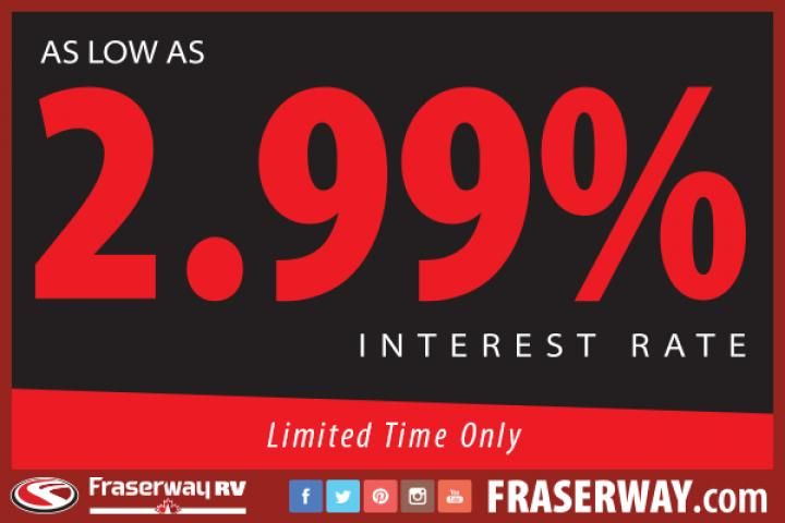 2.99% Interest Rate