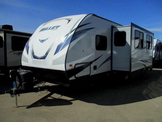 2019 Keystone BULLET 261RBSWE For Sale In Leduc Exterior