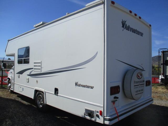 2008 ALP ADVENTURER 240DB