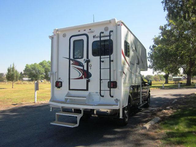 2016 ALP Adventurer Truck Camper 86SBS For Sale In Cookstown