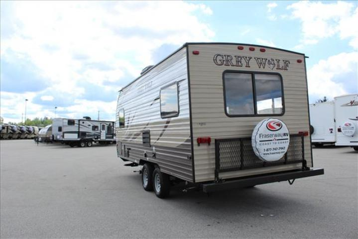 2016 Forest River GREY WOLF 19RL For Sale In Abbotsford