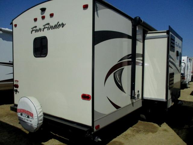 2015 Cruiser RVs FUNFINDER 266KIRB For Sale In Leduc