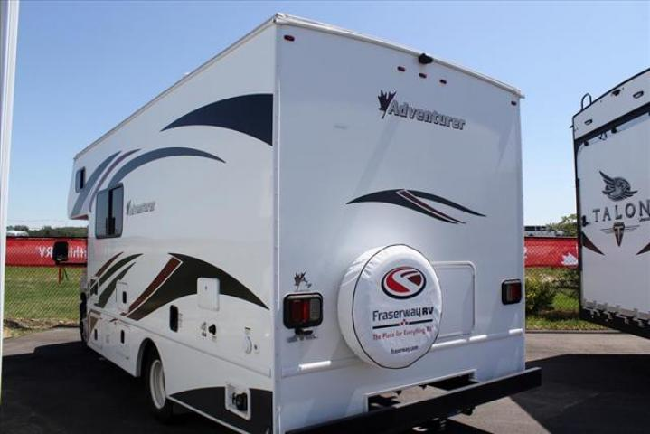 2016 ALP Adventurer ADVENTURER 23RB*15 For Sale In Lacombe County