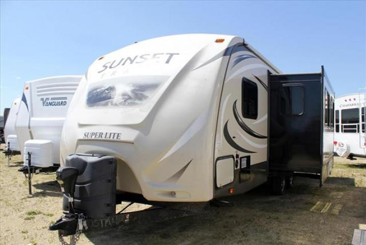2015 Crossroads SUNSET TRAIL 250RB For Sale In Lacombe County