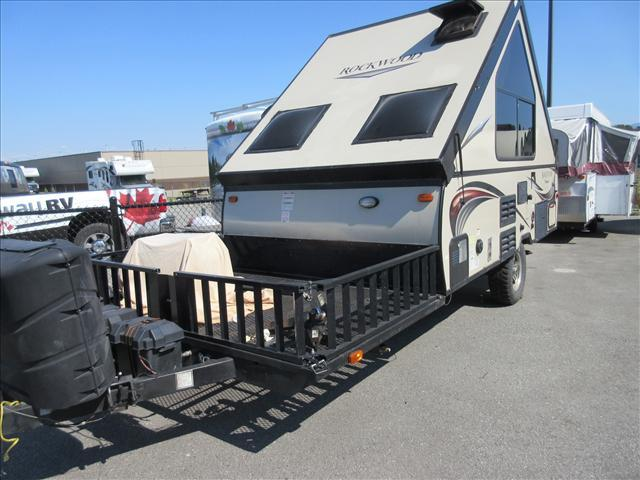 2015 Forest River ROCKWOOD 122 For Sale In Abbotsford