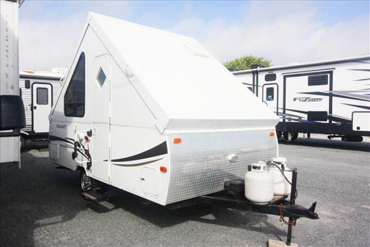 2011 Forest River FLAGSTAFF T12RS For Sale In Bedford