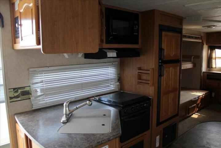 2010 Forest River ROCKWOOD 8318SS For Sale In Lacombe County