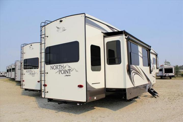 2019 Jayco NORTHPOINT 377RLBH For Sale In Lacombe County