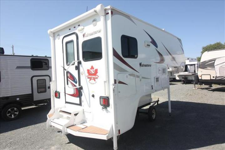 2015 ALP Adventurer Truck Camper 86SBS For Sale In Bedford