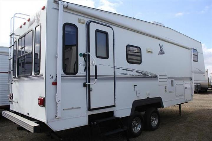 2004 Forest River NASH 265C For Sale In Lacombe County
