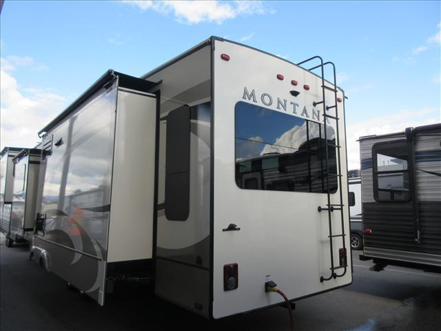 2019 Keystone MONTANA 3854BR For Sale In Abbotsford