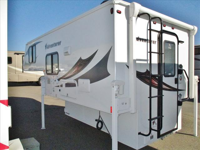 2019 Alp Adventurer 80rb Truck Campers For Sale 59081