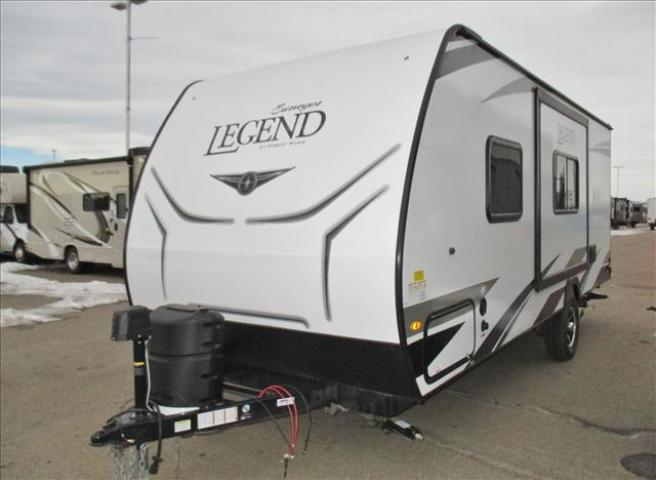 2019 Forest River SURVEYOR 19RBLE For Sale In Airdrie